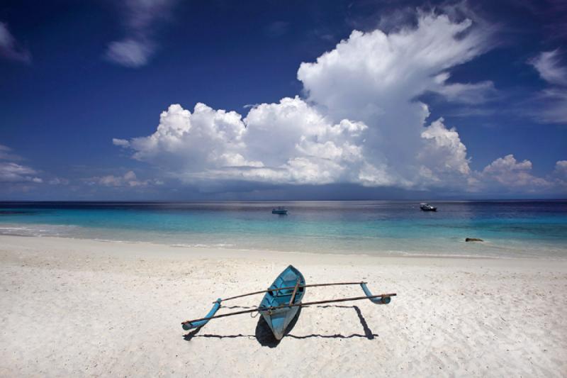 Pulau Asu, Sirombu, Nias Barat. (Foto: http://www.visitniasisland.com)