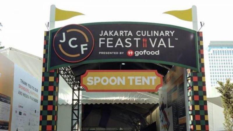 Jakarta Culinary Feastival 2019 yang diadakan di Senayan City. (Foto : Lita)