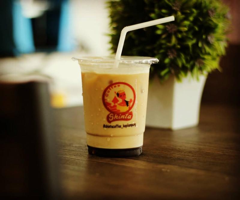 Bentuk Kemasan Kopi Shinta Coffee (Foto: Instagram/Shinta_coffee)