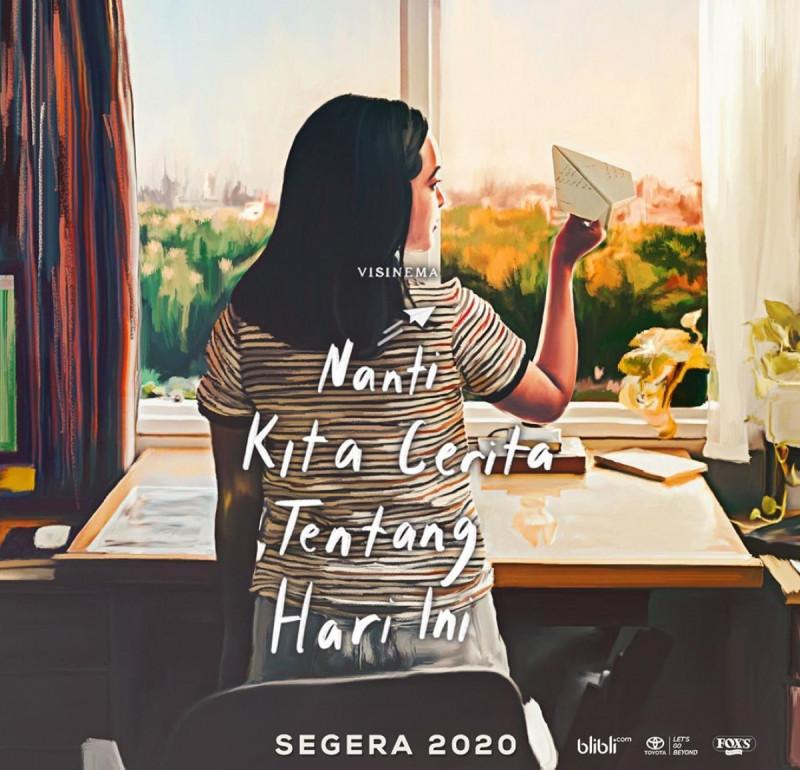 Poster Film 'Nanti Kita Cerita Tentang Hari Ini' (Foto: Instagram/NKCTHI)