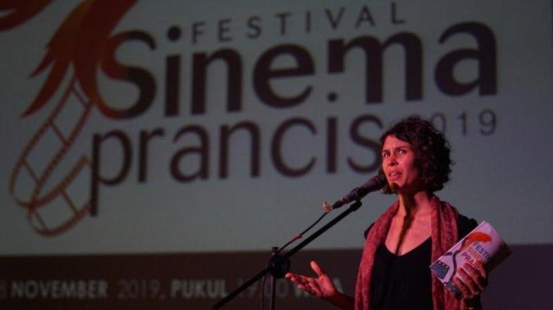 Festival Sinema Prancis 2019 Hadir di Bali, Film Bloody Milk Diputar di Bentara Budaya pada Jumat (8/11/19). (Foto: Tribun Bali)