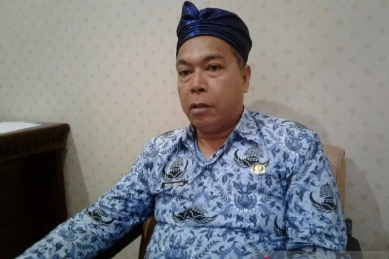 Sekretaris Dinas Pariwisata Kota Baubau, Moh Abduh (Foto: usran)