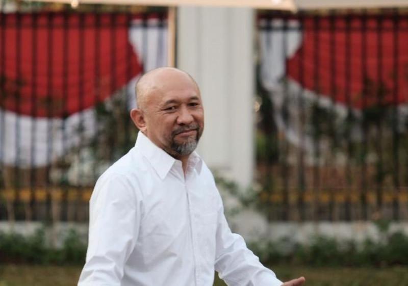 Teten Masduki, Menteri Koperasi dan Usaha Kecil Menengah (UKM). (Foto: Andhika Prasetia)