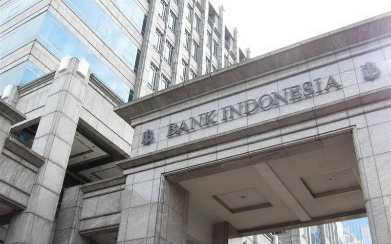 Foto Gedung Bank Indonesia. (Foto: ANTARA)