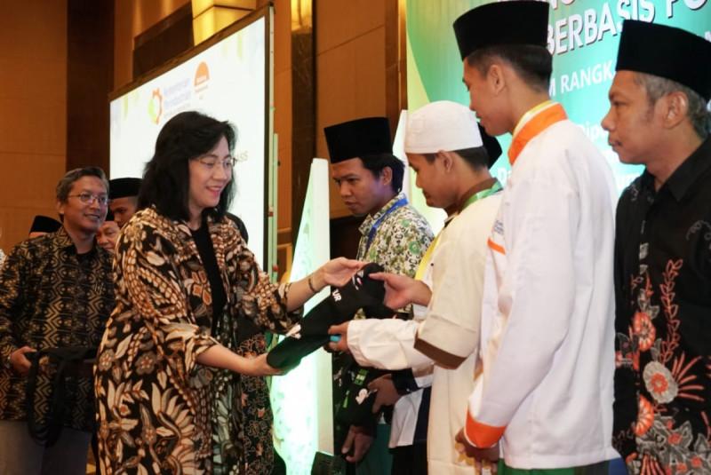 Setelah Banten, Program Santripreneur Kemenperin Jangkau Jogja dan Jateng. (Foto: Kemenperin)