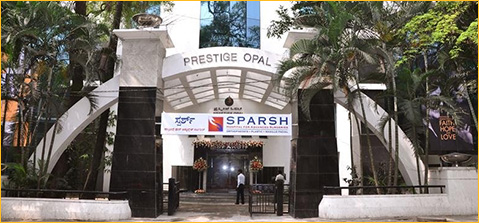Sparsh Hospital for Advanced Surgeries (Infantry Road)