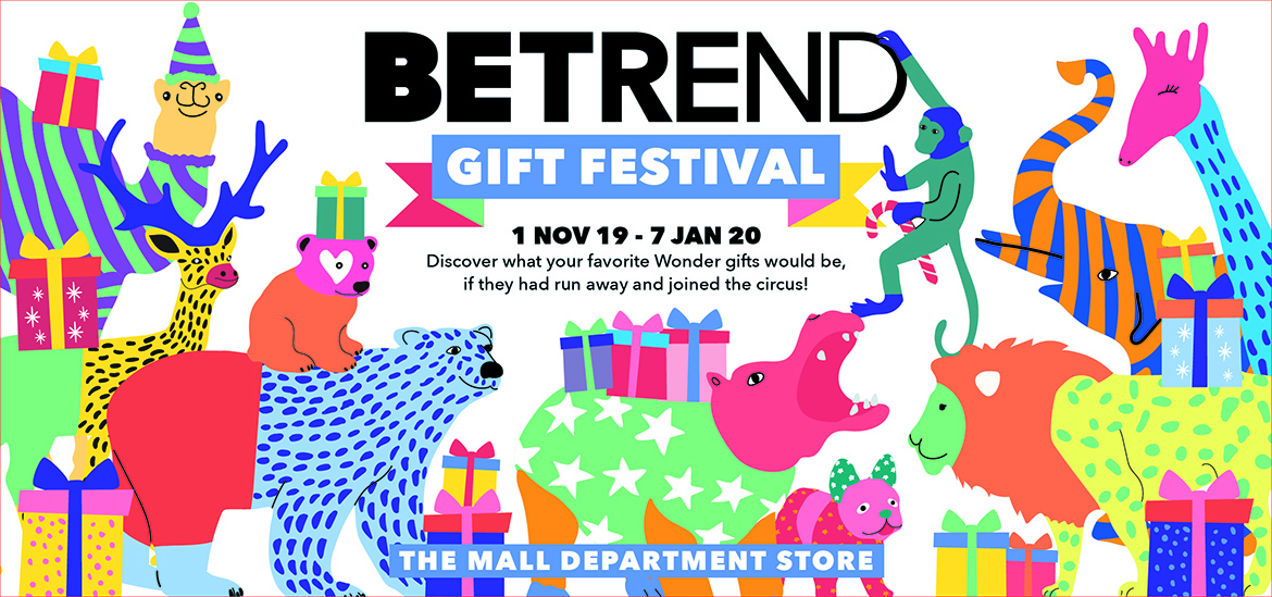 BETREND GIFT FEST 2020