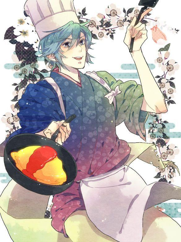 วาย (25) ชายหนุ่มลูกครึ่งไทยญี่ปุ่นผู้ที่มีนิสัยร่าเริงอย่างตลอดเวลา แต่ถึงเวลาเอาจริงตอนทำอาหารเขาจะเครียดมากกว่าคนปกติ ปัจจุบันเป็นเชฟที่ร้านอาหารญี่ปุ่นชื่อดังแห่งหนึ่งภายในเมืองโตเกียว