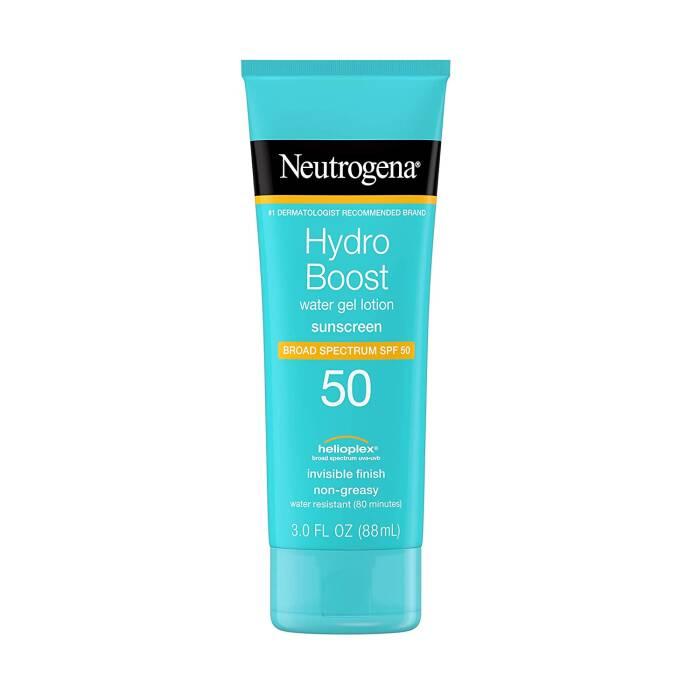 Neutrogena Hydro Boost Water Gel Broad Spectrum SPF 50 Sunscreen