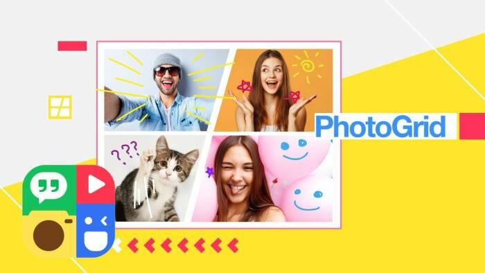 aplikasi kolase foto online terbaik gratis Photo Grid