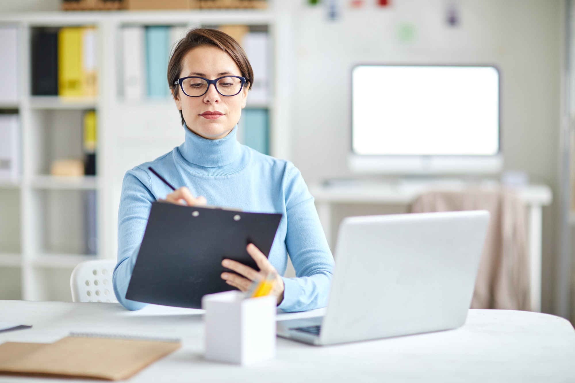 Secretary by workplace
