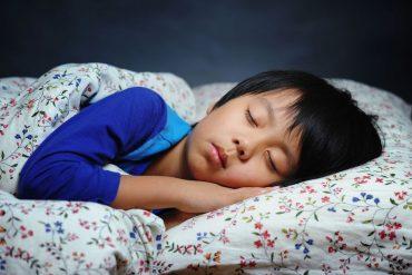 Kid night sleep