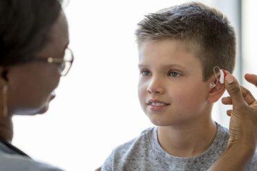 เด็กหูหนวก