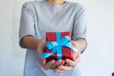 มอบของขวัญวาเลนไทน์