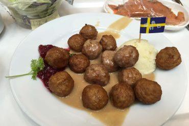 สูตร Swedish meatball