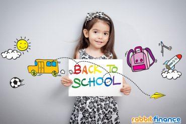 เตรียมตัว back to school