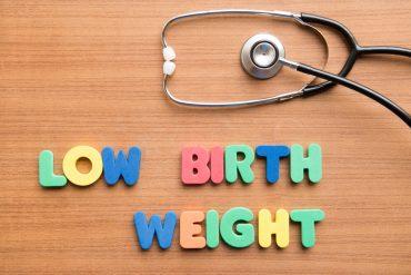 น้ำหนักทารกแรกเกิดน้อยกว่าเกณฑ์