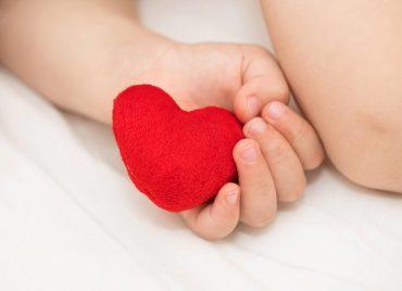 โรคหัวใจพิการแต่กำเนิดในเด็ก