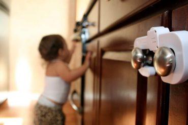 จัดบ้านปลอดภัยสำหรับลูก