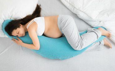 นอนหลับเต็มอิ่มตอนท้อง