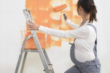 สารละลายกับการตั้งครรภ์