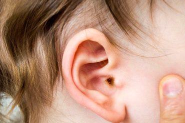 การติดเชื้อในหูเด็ก