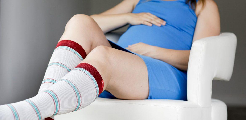มีอาการบวมระหว่างตั้งครรภ์