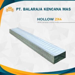 Deskripsi Hollow 2x4 Baja Ringan / Galvalum