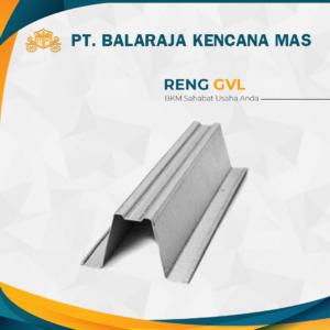 Reng Baja Ringan / Galvalum 0.45mm - 0.40 mm