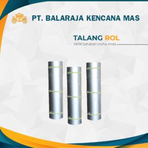 Talang Roll Baja Ringan / Galvalum