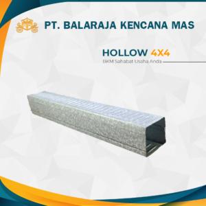 Hollow 4x4 Baja Ringan / Galvalum