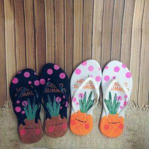 Sandal Jepit Nanas