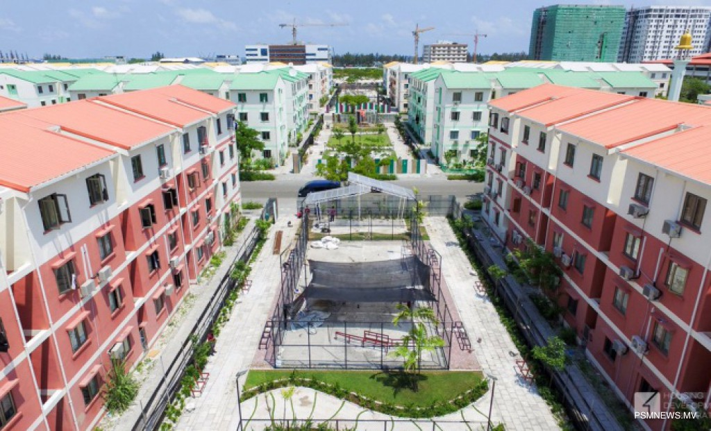 ICBC grants loans to develop 7000 housing units in Hulhumale'