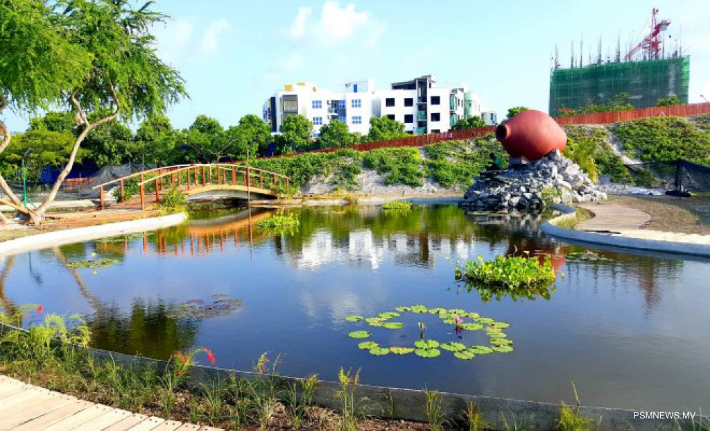 Image result for Hulhumale, pictures