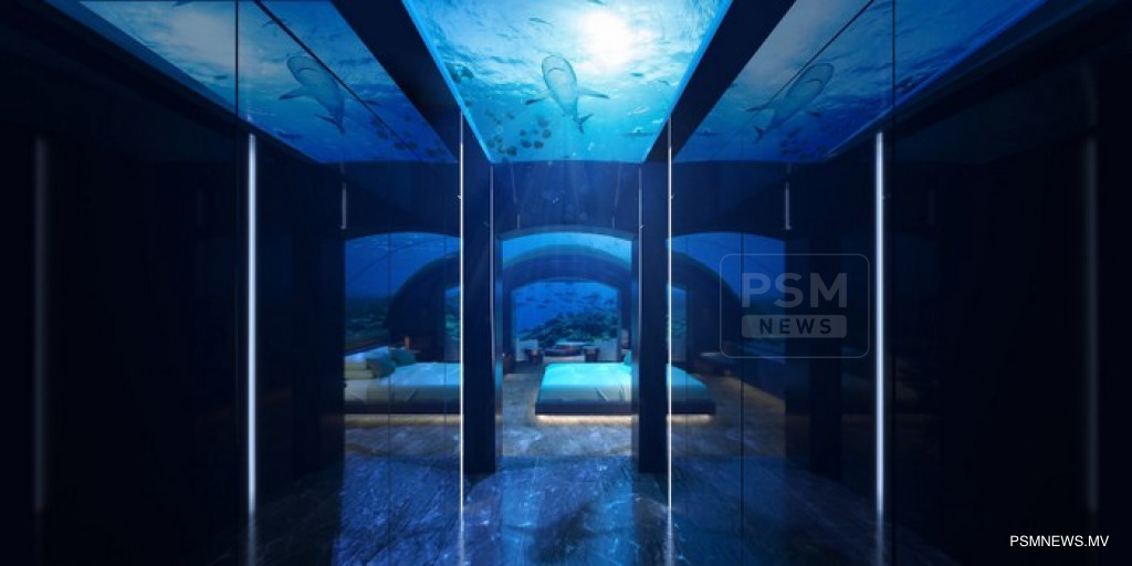 Αποτέλεσμα εικόνας για Maldives to welcome world's first underwater hotel residence