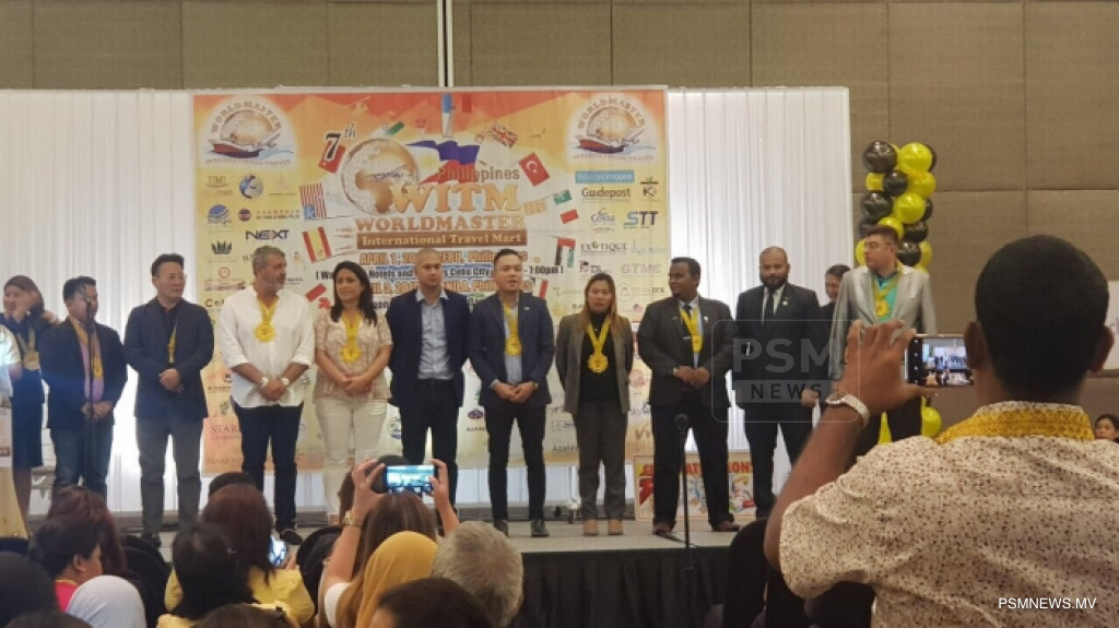 MATATO showcases Maldives in WITM Philippines