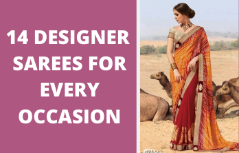 14 Designer Sarees With Blouse for Every Occasion | Meesho