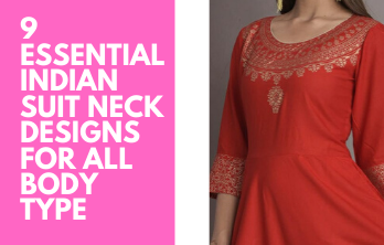 9 essential indian suit neck designs for all body type