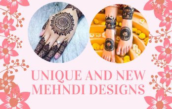 Unique and New Mehndi Designs to Try This Season