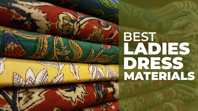 Best Ladies Dress Material Options for Customized Outfits