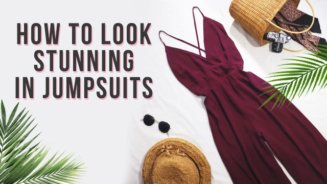 How To Look Stunning In Jumpsuits