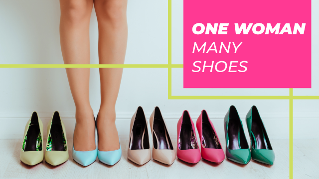 6 Job Types Best Suited for Women- One woman Many Shoes