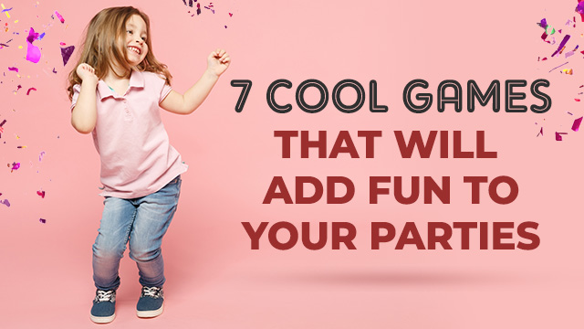 Fun Club-7 Cool Games That Will Add Fun To Your Parties