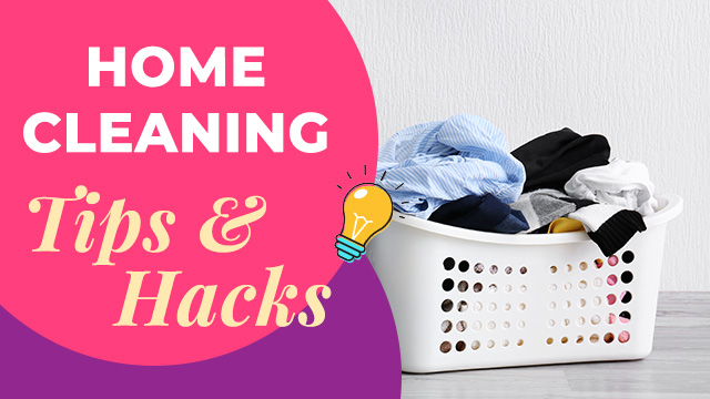 Home Cleaning Tips and Hacks to Keep Your Home Looking Tidy
