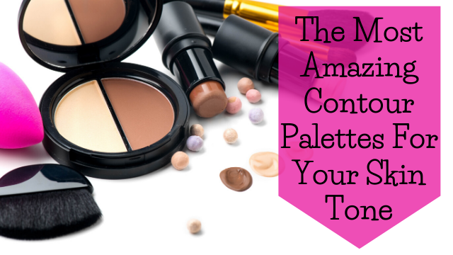 The Most Amazing Contour Palettes For Your Skin Tone