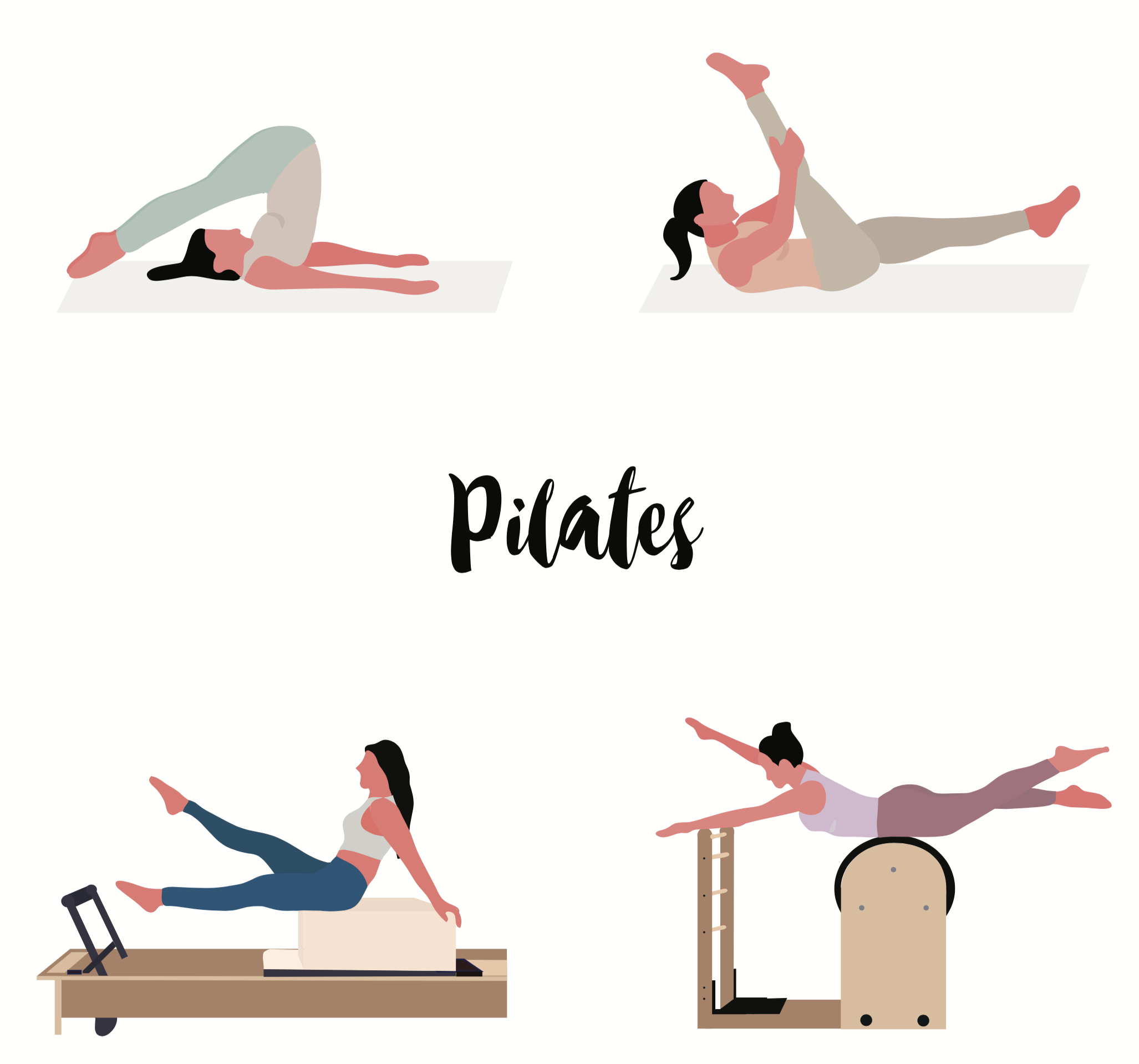 How often do you have to do Pilates?