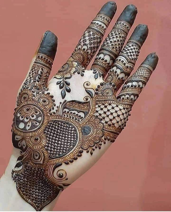 mehandi ke design arabian