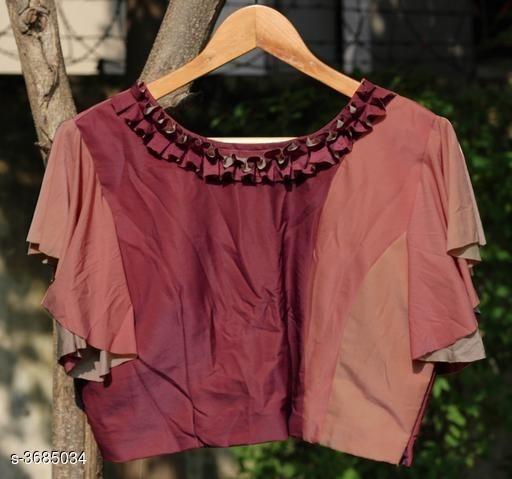Kimono Style Blouse Design