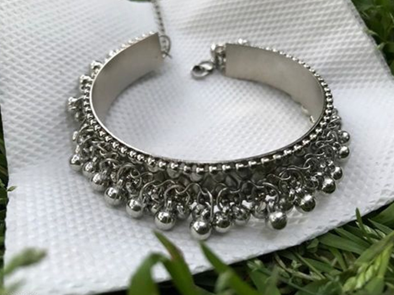 Traditional Silver Jewelry Designs | Meesho