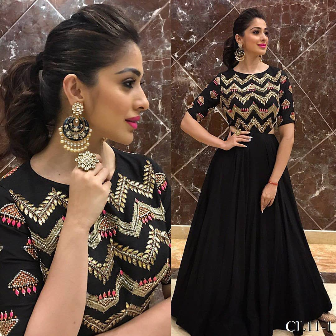 12 Easy Hairstyles For Lehenga For All Girls Out There  Meesho